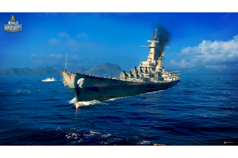 Battleships World of Warships - play game about ...