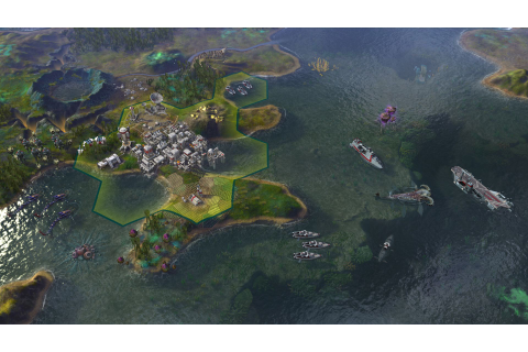 Civilization: Beyond Earth's first expansion lets you ...