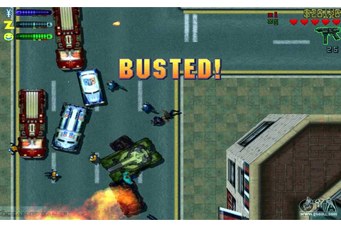 23 Years of Grand Theft Auto Game Design History - 27 ...