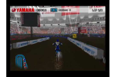Yamaha Supercross Review Revisited (Wii) - YouTube
