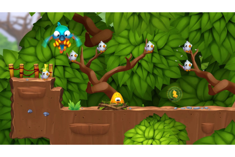 Toki Tori 2 - Dutch Game Garden