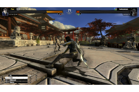 Download Blade Symphony Full PC Game