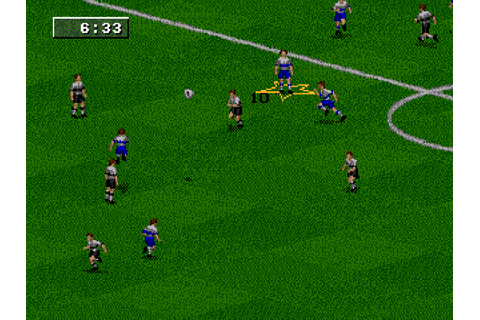 FIFA Soccer 97 Gold Edition Download Game | GameFabrique