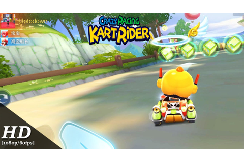 KartRider Crazy Racing Android Gameplay [1080p/60fps ...