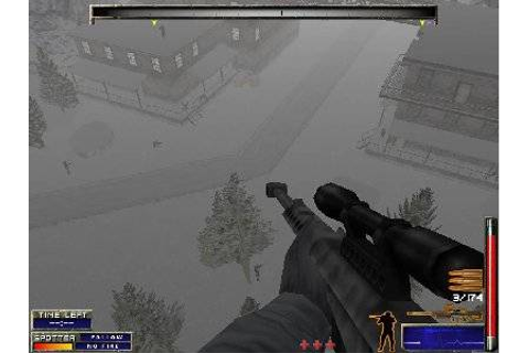 CTU: Marine Sharpshooter PC Game - Free Download Full Version