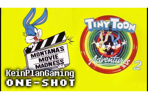 Let's Play Tiny Toon Adventures 2 - Montana's Movies ...