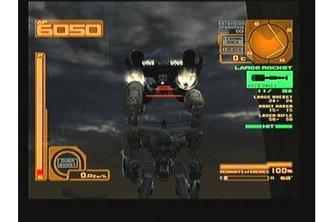 Armored Core 2: Another Age - YouTube