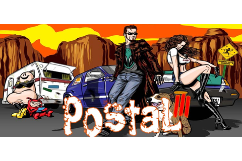 Postal 3 Free Download FULL Version Cracked PC Game