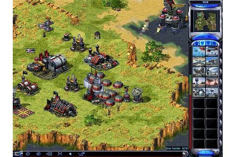 Command & Conquer Red Alert 2 PC Game - Games Free FUll ...