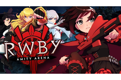 RWBY MOBILE GAME?! THIS GAME IS SO FUN!! | RWBY Amity ...
