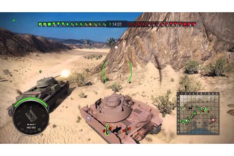 World Of Tanks Ps4 || Girls Und Panzer Review - YouTube
