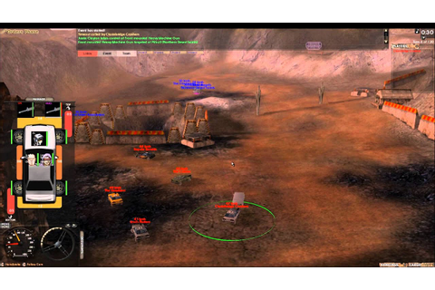 Darkwind: War on Wheels Tutorial: Basic Game Controls ...