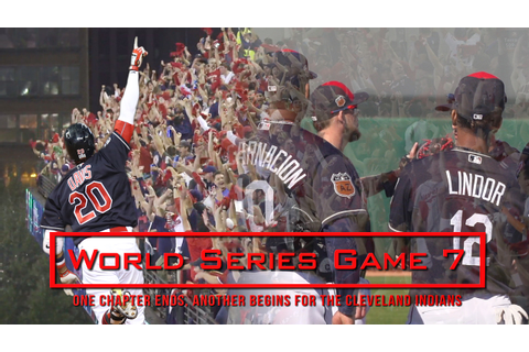 World Series Game 7: One chapter ends, another begins for ...
