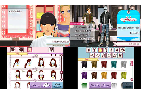 Review: Style Savvy: Styling Star