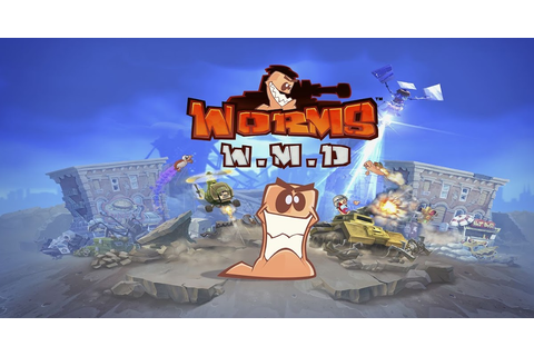 Worms W.M.D (Video Game Review) - BioGamer Girl
