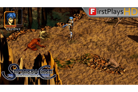 Septerra Core: Legacy of the Creator (1999) - PC Gameplay ...