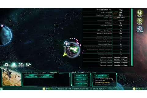 The Last Federation - Buy and download on GamersGate