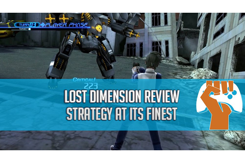 Lost Dimension Review | Strategy at its Finest - The Game ...