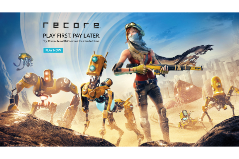 ReCore Demo Available Now on Windows PC & Xbox One; New ...