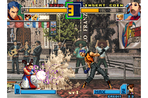 The King of Fighters 2001 - Full Version Game Download ...