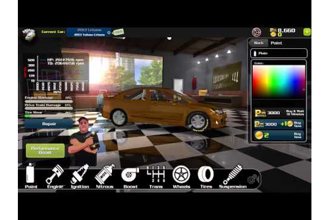 EV3 [Best Drag Racing Game for PC!] - YouTube