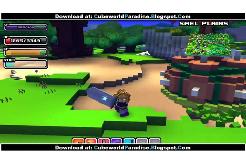 Cube World | Free Game Download [PC] - YouTube