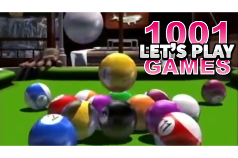 Pool Paradise (GameCube) - Let's Play 1001 Games - Episode ...