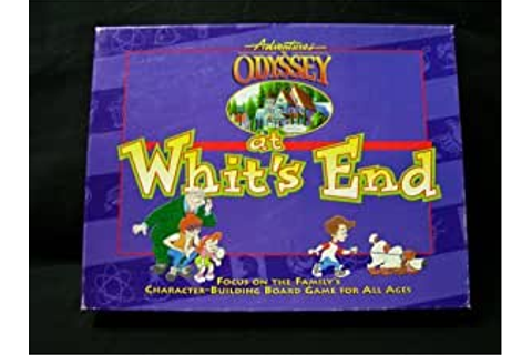Amazon.com: Adventures in Odyssey at Whit's End: Toys & Games