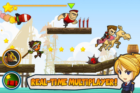 Super Battle Racers - Android Apps on Google Play