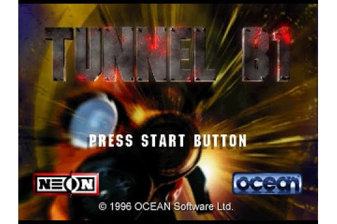 PSX Longplay [446] Tunnel B1 - YouTube