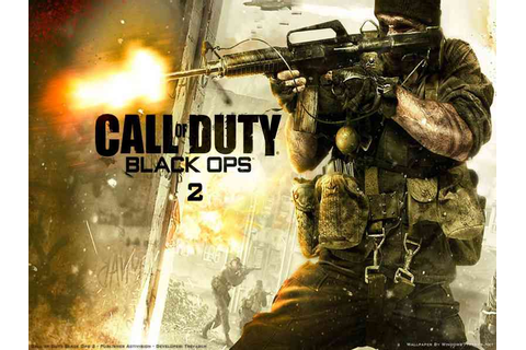 Call Of Duty Black Ops 2 Game Download Free For PC Full ...