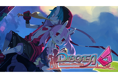 Disgaea 6: Defiance of Destiny announced for Switch in ...