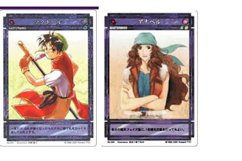 Trading Card Game's Wonder: Genso Suikoden Card Stories