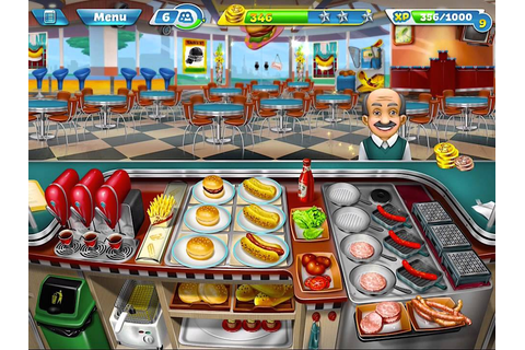 Cooking Fever Level 29 3 stars - YouTube