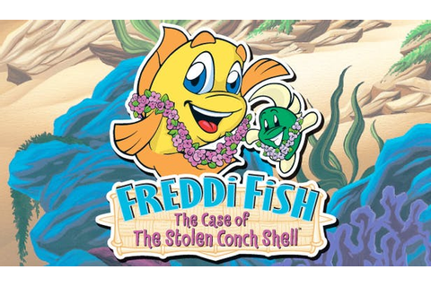 Buy Freddi Fish 3: The Case of the Stolen Conch Shell from ...