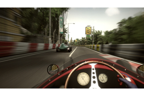 A review of Project Gotham Racing 4 for Xbox 360