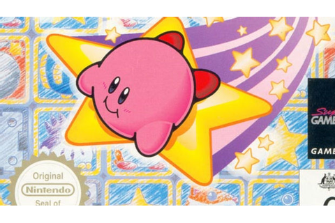 Nintendo Download: Kirby Star Stacker Edition
