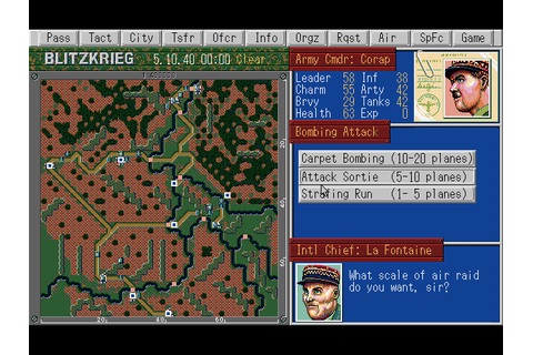 Operation Europe: Path to Victory 1939-45 (1994 - DOS ...