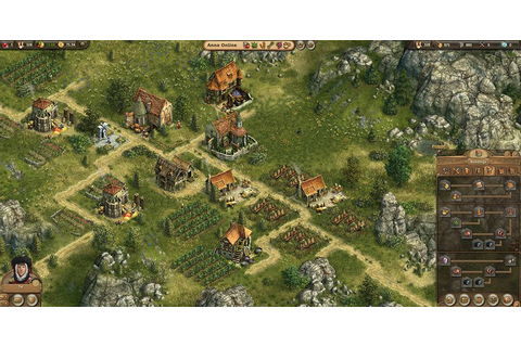 'Anno Online' free-to-play city-building game announced by ...