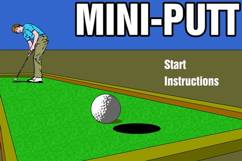 Mini Putt Game - Golf & Mini Golf games - Games Loon