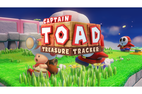 Review: Captain Toad: Treasure Tracker - I KNOW YOUR GAME ...