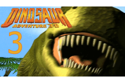 Psy Plays: Dinosaur Adventure 3D [Part 3] - Throwback ...