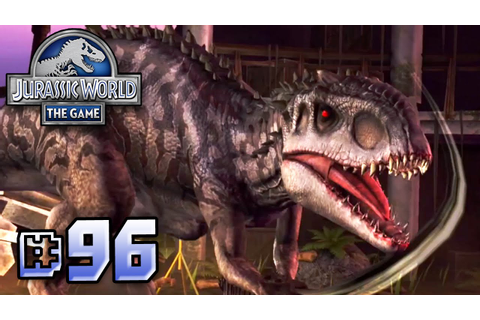 INDOMINUS RULES!!!! || Jurassic World - The Game - Ep 96 ...