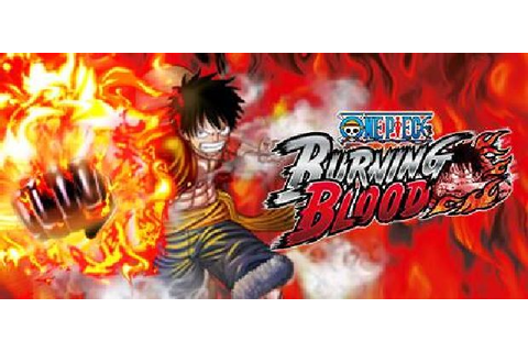 One Piece Burning Blood Free Download « IGGGAMES