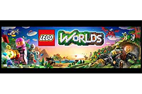 Amazon.com: LEGO Worlds - Xbox One: Whv Games: Video Games