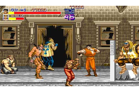 Download Final Fight Game For PC Full Version | Download ...