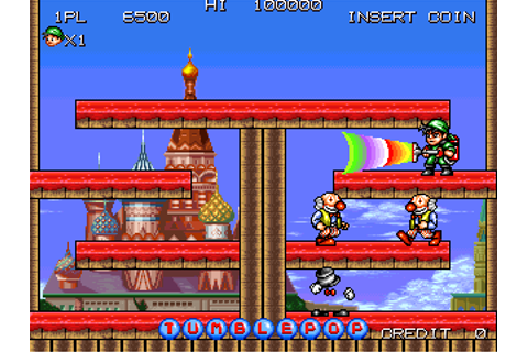 Play Arcade Tumble Pop (Japan) Online in your browser ...