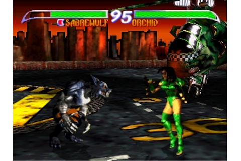 Killer Instinct Gold (Europe) ROM