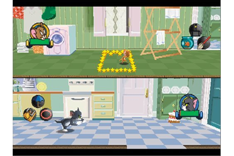[PS] Tom & Jerry House Trap (2000) » игры Xbox ...