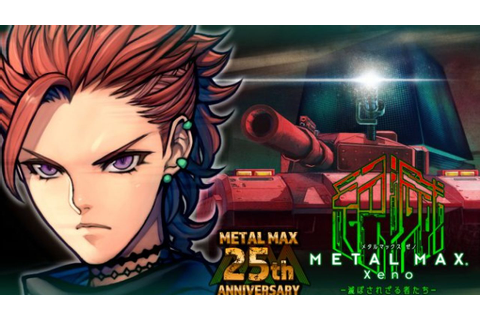 METAL MAX Xeno - Sonys PS4/PS Vita Titel enthüllt - NAT-Games